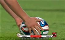 فلاش باك.. ضربات جزاء الأهلي والزمالك سوبر 2014