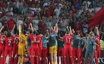 هدف فوز تركيا فى أيسلندا