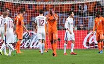 اهداف لقاء هولندا والتشيك