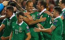 هدف ايرلندا في مرمي المانيا