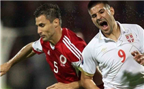 هدفا صربيا في مرمي البانيا