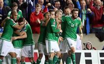 أهداف مباراة ايرلندا الشمالية واليونان