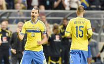 أهداف لقاء السويد والدنمارك