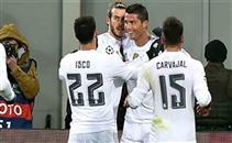 هدف ريال مدريد الرابع في مرمي شاختار دونيتسك