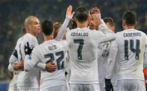 أهداف مباراة شاختار وريال مدريد