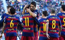 رباعية برشلونة في مرمى ريال سوسيداد