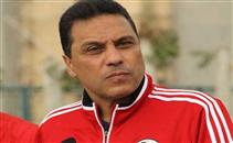 المؤتمر الصحفي لحسام البدري قبل مباراة الجزائر