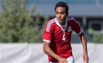 هدف مصر الأوليمبي الأول في الجزائر الأوليمبي