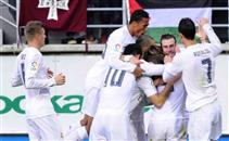 هدفا ريال مدريد في مرمي إيبار