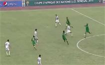 هدف السنغال الاول في تونس