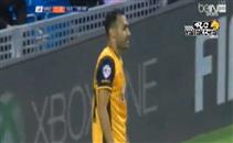 تدخل عنيف للمحمدي على لاعب مان سيتي