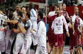 فرنسا تحقق لقب مونديال اليد بعد الفوز على قطر