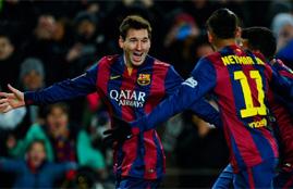 اهداف لقاء برشلونة فى فياريال