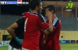 الهدف الثاني لمنتخب مصر الأوليمبي أمام كينيا