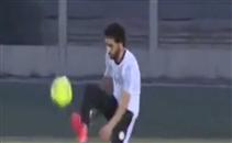 محمد صلاح يشارك في تدريبات المنتخب