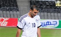 متعب يهدر أخطر فرص مصر أمام غينيا
