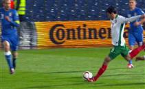 هدف بلغاريا الأول فى مرمى إيطاليا