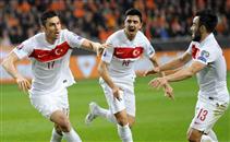 هدف تركيا فى هولندا