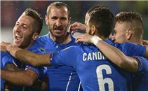 هدف ايطاليا الثانى فى بلغاريا