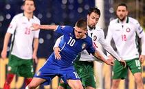 أهداف مباراة بلغاريا وإيطاليا