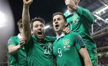 هدفا لقاء إيرلندا وبولندا