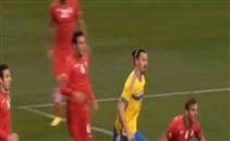 أهداف مباراة السويد وإيران