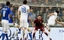 هدفا مباراة إيطاليا وانجلترا