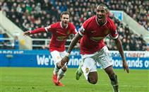 هدف مانشستر يونايتد فى مرمى نيوكاسل