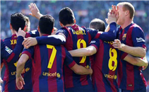 أهداف مباراة برشلونة ورايو فاييكانو