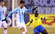 أهداف مباراة الأرجنتين والأكوادور
