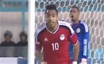 هدفا المنتخب المصري الأوليمبي فى بوروندي