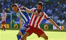 اهداف لقاء ديبورتيفو لاكورونيا واتلتيكو مدريد