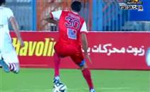 مهارة رائعه من لاعب الفتح ضد ابراهيم صلاح