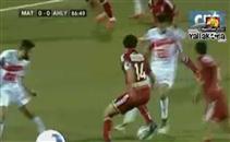 كوبري حسام غالي في لاعب التطواني