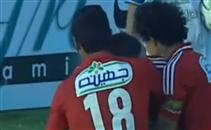 خناقة عبدالله السعيد تنهي مؤتمر جاريدو وشحاتة
