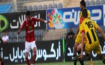 الاهلي والمقاولون العرب ملخص شامل للمباراة