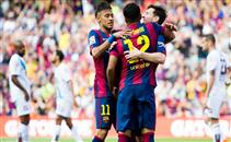 اهداف لقاء برشلونة وديبورتيفو لاكورونيا