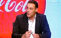 عبد الفتاح : محمد فاروق قدم واحدة من افضل مبارياته