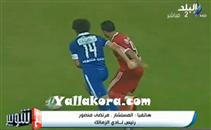 مرتضى منصور يدافع عن حسام غالي