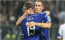 أهداف مباراة البوسنة والهرسك واسرائيل