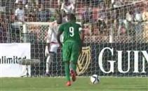 هدفا نيجيريا في التشاد