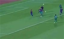 وائل فرج يسجل أجمل أهداف الدوري