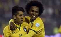 أهداف لقاء البرازيل وفنزويلا