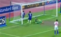 هدف سموحة الأول امام المغرب التطواني