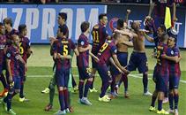 أهداف مباراة برشلونة ويوفنتوس