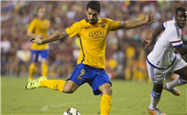 أهداف لقاء برشلونة وتشيلسي