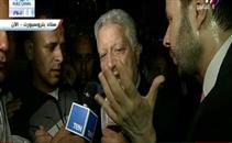 إستقالة مرتضى منصور على الهواء