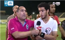 عمر جابر: كانت بطولة صعبة