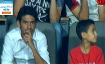 حسين ياسر المحمدي يساند الزمالك امام الاسماعيلي