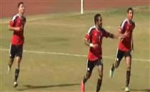 أهداف مباراة مصر الأوليمبي واوغندا
